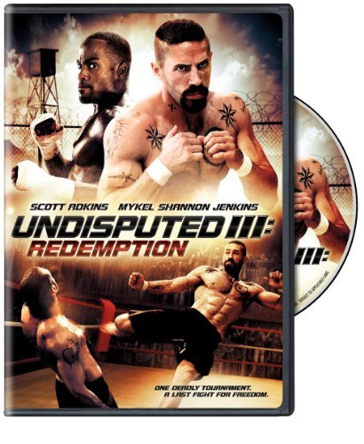 Undisputed III: Redemption by Scott Adkins