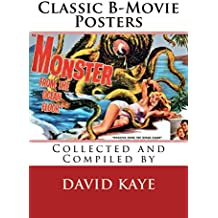 Classic B-Movie Posters (English Edition)