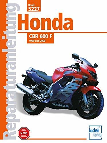 Honda CBR 600 F (Reparaturanleitungen)