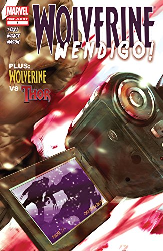 Wolverine: Wendigo! (2010) #1 (English Edition) -