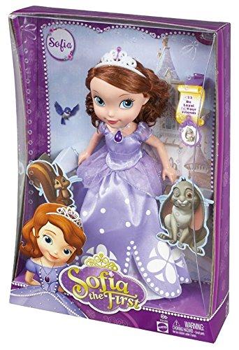 Preisvergleich Produktbild Mattel Y9186 - Disney Sofia The First 10