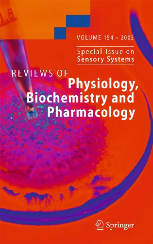 Reviews Of Physiology, Biochemistry And Pharmacology 154 por S. Offermanns