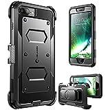 i-Blason iPhone 8 Plus Case, iPhone 7 Plus Case, [Armorbox] built in...