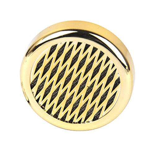 MagiDeal Oro Sigaro Tabacco Umidificatore - Rotondo