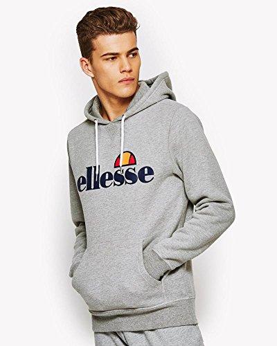 ellesse Gottero Sweatshirt, für Herren. L Grau (Ath Grey)