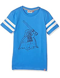 Lego Wear Boy Star Wars Teo 350, T-Shirt Garçon