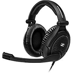 [Cable] Sennheiser Game Zero - Auriculares de diadema cerrados gaming (reducción de ruido, edición especial) color negro