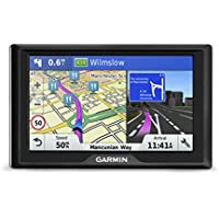 Garmin Drive 40LM Satellite Navigation with Western Europe Lifetime Maps - 4 inch, Black