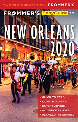 Frommer's EasyGuide to New Orleans 2020 (English Edition)