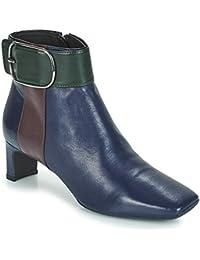 online store a2ff0 dd522 Mujer Para es Zapatos Botas Amazon Azul Y Geox ZRxqYOF