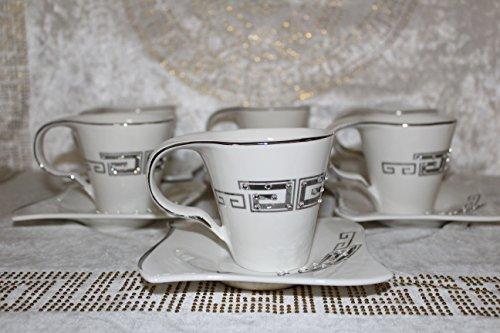 Bavary Medusa Espressooservice 12.tlg im Versac Style