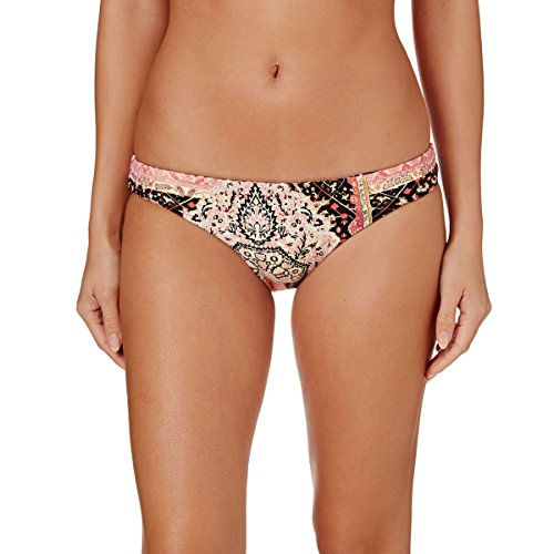 Seafolly Bikini Bottoms - Seafolly Moroccan Moo... (Hipster Low-rise Cheeky)