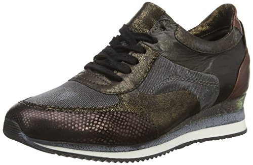 Mjus 781105, Low-Top Sneaker donna, Marrone (Braun (TDM+Bronzo+Fumo+Lontra+Vino+Vino)), 36