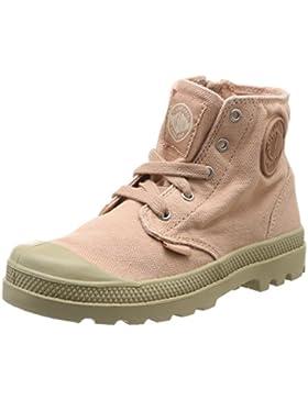 Palladium  Pampa Hi Zip K,  Unisex-Kinder Sneakers
