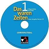 Das waren Zeiten, Neue Ausgabe Hessen (G9), Bd.1 : Frühgeschichte und Antike, Lehrermaterial auf CD-ROM
