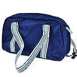 Mens-Toiletry-Travel-Bag-Blue-Nylon