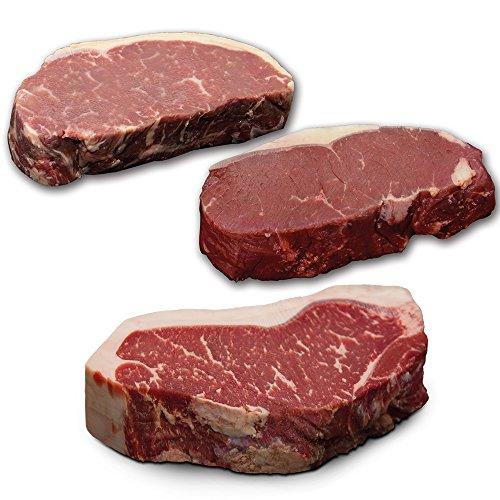 Strip Loin Steak Paket - American Beef, Bison und Hereford | OTTO GOURMET