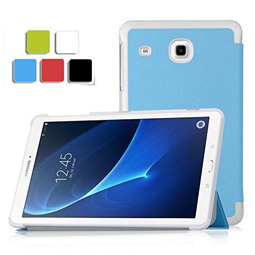 IVSO-Ultra-Schlank-Stnder-Slim-Leder-zubehr-Schutzhlle-fr-Samsung-GALAXY-Tab-A-2016-178cm-7-Zoll-Tablet-PC-perfekt-geeignet