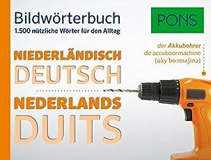PONS Bildwörterbuch Niederländisch: 1.500 nützliche Wörter für den Alltag