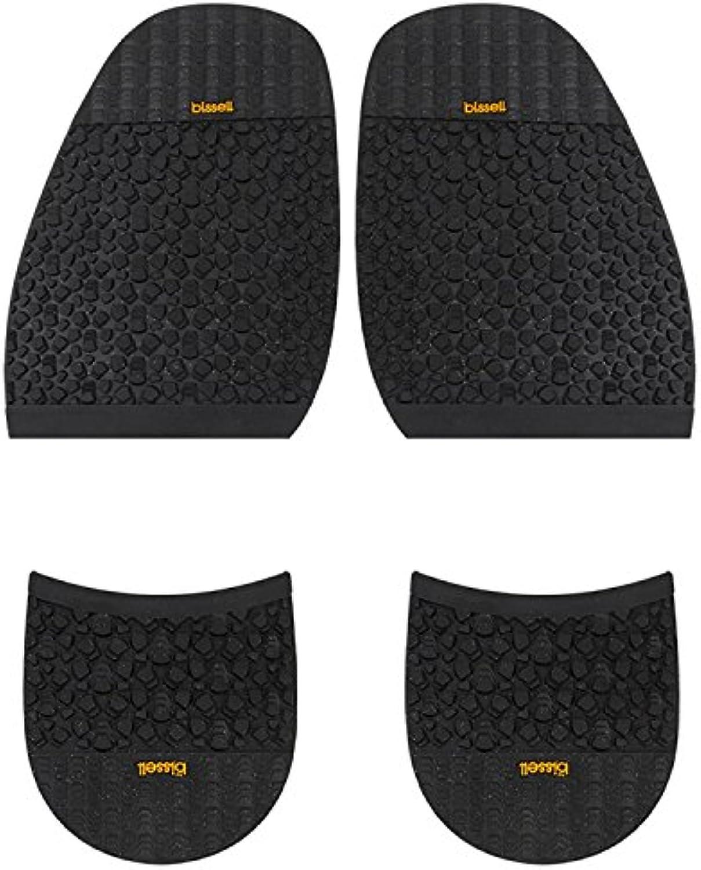 Gummisohle mittelgroß 25 mm und Heels 80 mm Schuh Reparatur groß