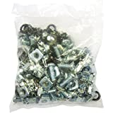 LMS DATA Dynamode M6 Cage Nut, Cup Washer and Screw for...