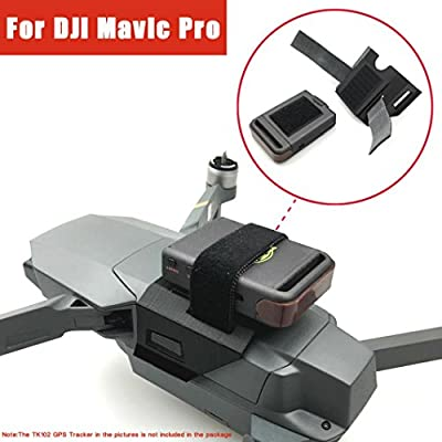 Gaddrt TK102 GPS Tracker Locator Tracking Bracket Holder For DJI Mavic Pro Fpv Drone from Gaddrt