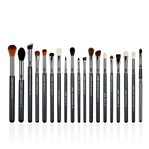 Jessup Marke 19pcs Professioneller Make-up-Pinsel Set Beauty Lidschatten Blend Shadow Eyeliner Smoked sloom Eye shad6971093061312