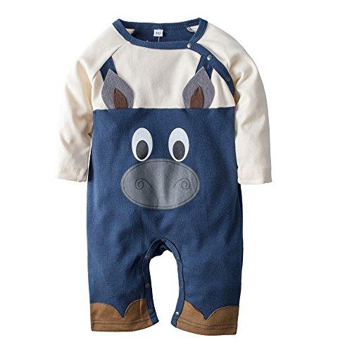 BIG ELEPHANT Baby Jungen (0-24 Monate) Spieler Gr. 6-12 Monate, Mehrfarbig H02