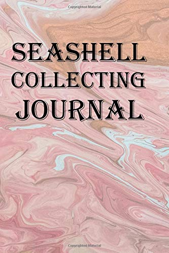 Sea Shell Collecting Journal: Keep track of your sea shell collection Brown Scallop