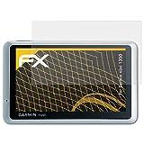 atFoliX Schutzfolie für Garmin nüvi 1350 Displayschutzfolie - 3 x FX-Antireflex blendfreie Folie