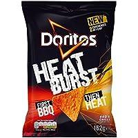 Doritos Barbacoa Heatburst Chips De Tortilla 162G