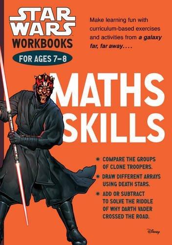 Star Wars Workbooks: Maths Skills - Ages 7-8 by Scholastic (2016-03-03) par Scholastic