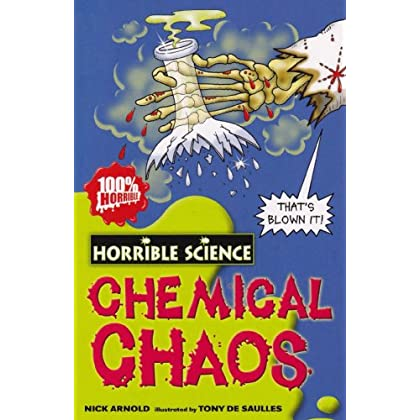 Horrible Science - Chemical Chaos [Paperback] NICK ARNOLD
