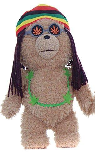 Ted Plüsch Figur 30 cm sprechende Plüschfigur Bär Stofftier Talking