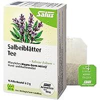 SALBEIBLÄTTER Arzneitee Salviae folium Bio Salus 15 St preisvergleich bei billige-tabletten.eu