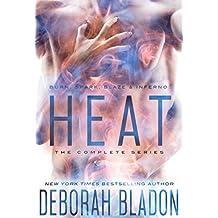 HEAT - The Complete Series: BURN, SPARK, BLAZE & INFERNO (English Edition)