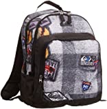 Quiksilver Primary Patch X3, sac à dos homme - Noir - Light Slate,