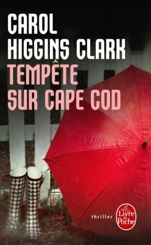 Tempête sur Cape Cod par Carol Higgins Clark