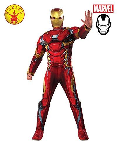 Kostüm Iron Man - Avengers Luxus M / ()