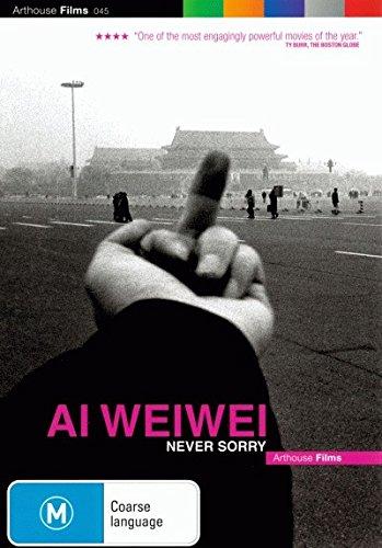 Ai Weiwei - Never Sorry [NON-USA Format / PAL / Region 4 Import - Australia]