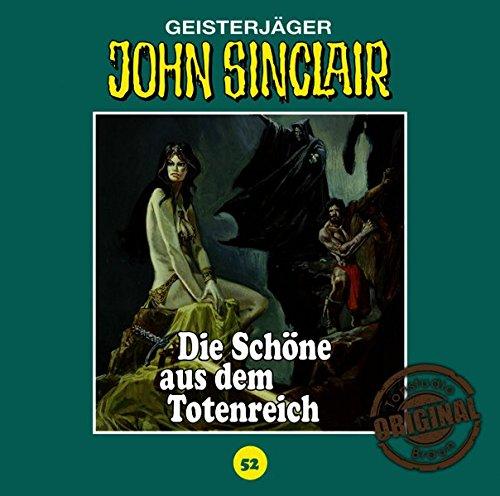 John Sinclair (52) Die Schöne aus dem Totenreich (Jason Dark) Tonstudio Braun / Lübbe Audio 2016