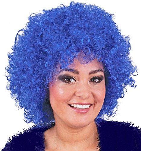 - Blau (Lustige Afro)