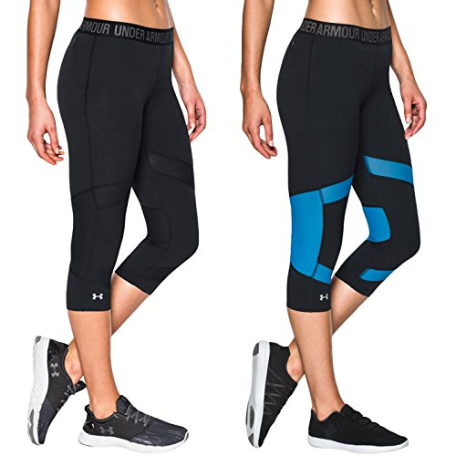 Under Armour Damen 3/4 Hose Coolswitch