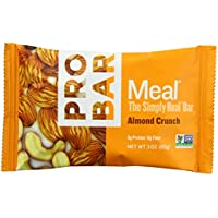 PROBAR Meal, Almond Crunch, 12 Pack
