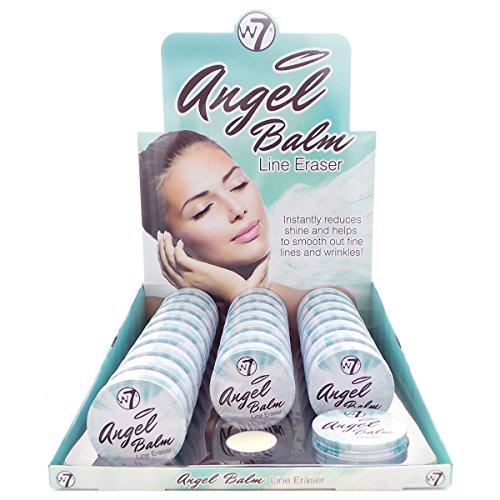 W7 Angel Balm Line Eraser Display Set, 24 Pieces plus Display Tester