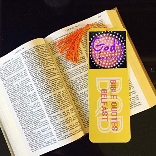 Belfast Lesezeichen God's Way is Perfect 2 Samuel (englischsprachig)