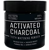 Image of Activated Charcoal Natural Teeth Whitening Powder by Pro Teeth Whitening Co® | Manufactured in the UK
