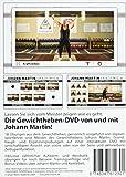 Gewichtheben und Kettlebell. Das Lehrpaket: Lehrbuch und zwei DVDs mit Klettlebell- und Gewichthebenübungen zum Nachmachen, vorgeführt von Johann Martin höchstpersönlich! -