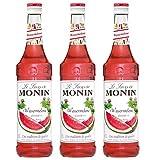 Monin Sirup Wassermelone, 0,7L 3er Pack