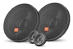 """JBL Stage 600CE 6,5"""" (165 mm) Komponenten-Lautsprechersystem (Tieftöner und Hochtöner) 2er Pack - Schwarz"""